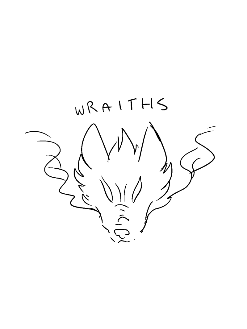 Wraiths cover